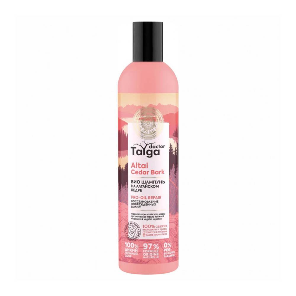 Шампунь-био Восстановление поврежденных волос Doctor Taiga