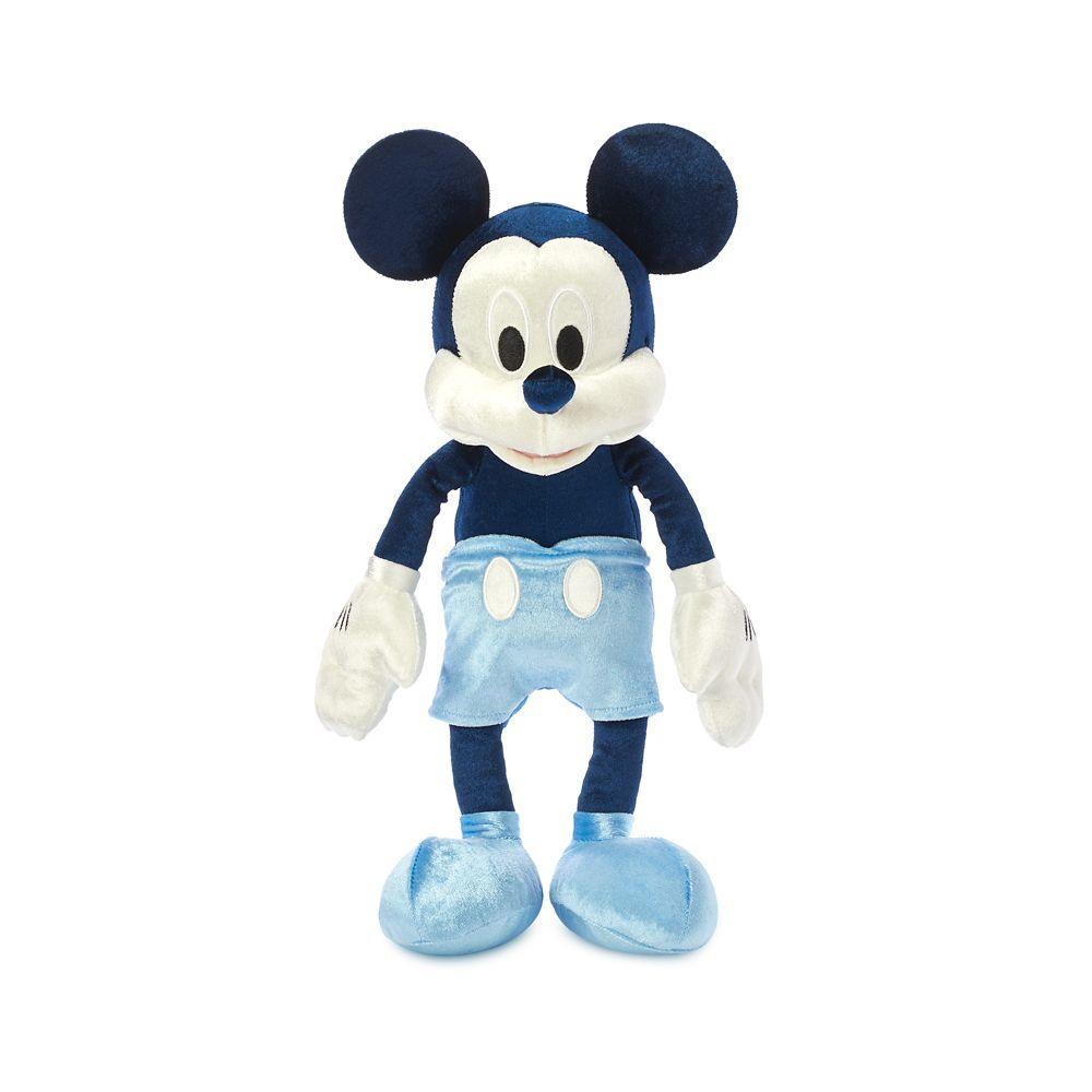 Мягкая игрушка Микки Маус Дисней Вельветовый 40 см коллекционная