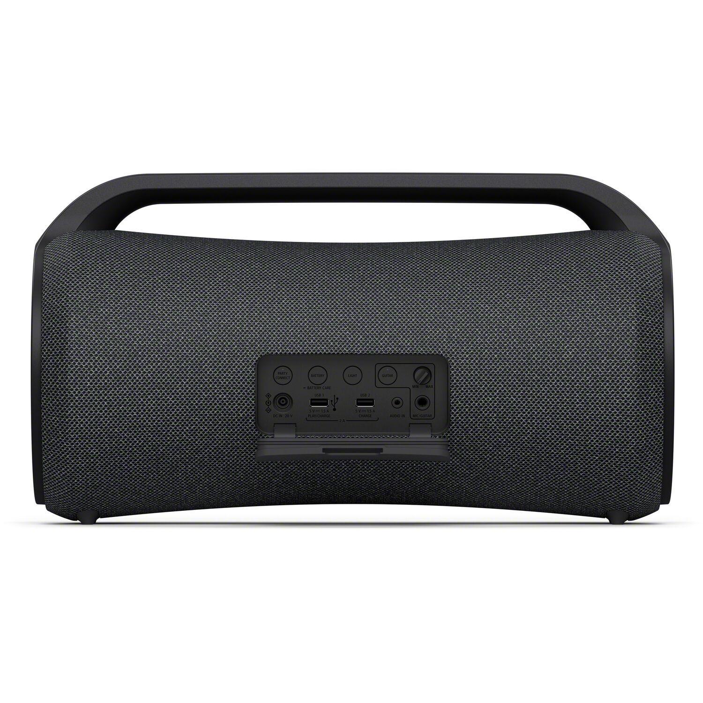 Интрефейс беспроводной колонки Sony SRS-XG500B