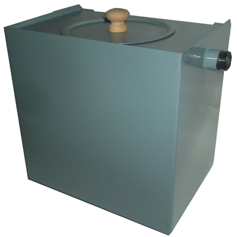Бак расширительный 10л Теплодар для открытых систем