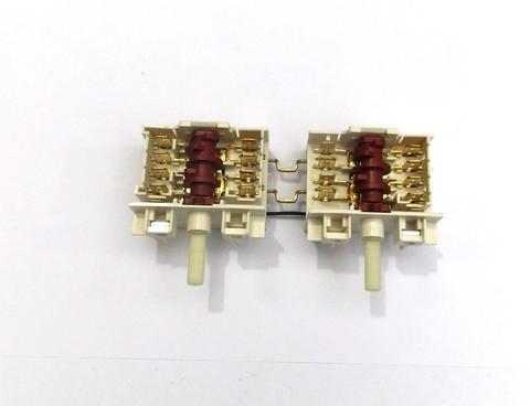 Переключатель мощности конфорок плиты Горенье, сдвоенный, ( 617772 )
