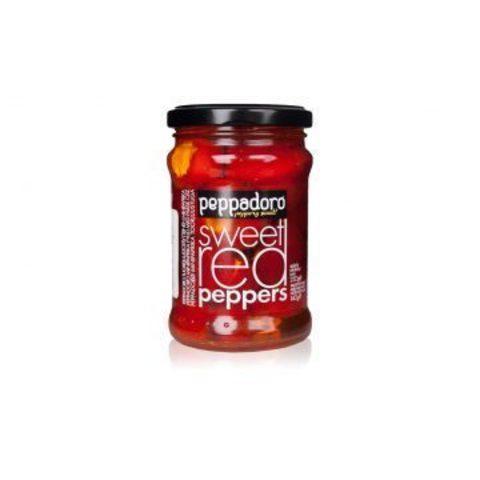 Перец красный сладкий фаршированный сыром Royal Mediterranean 250 гр