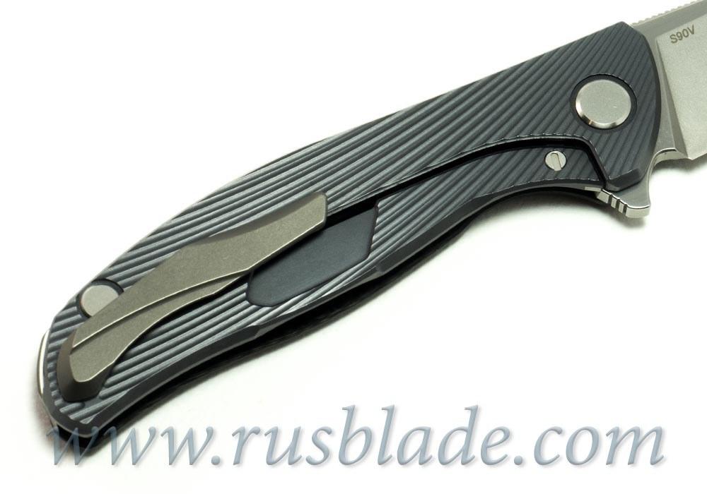 CUSTOM Shirogorov HATI CF 3D S90V Custom Division - фотография