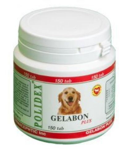 POLIDEX Gelabon plus (150 tablets)