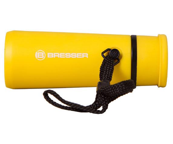 Монокуляр Bresser Topas 10x25 Yellow - фото 2