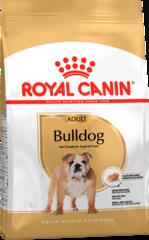 Корм для взрослых собак породы английский бульдог, Royal Canin Bulldog Adult
