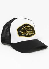 Бейсболка John Doe Heritage Yellow Cap