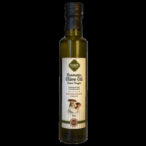 Оливковое масло с белыми грибами Euros 250 мл