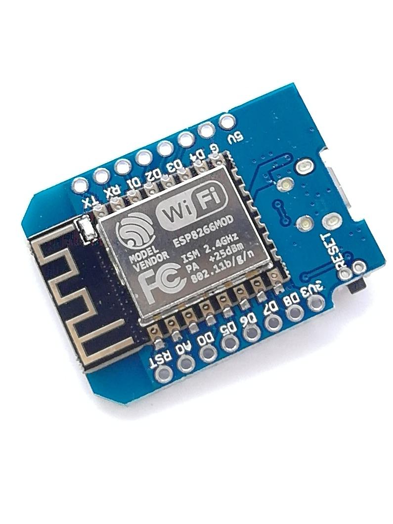 WeMos D1 mini NodeMcu Lua WIFI на базе ESP8266