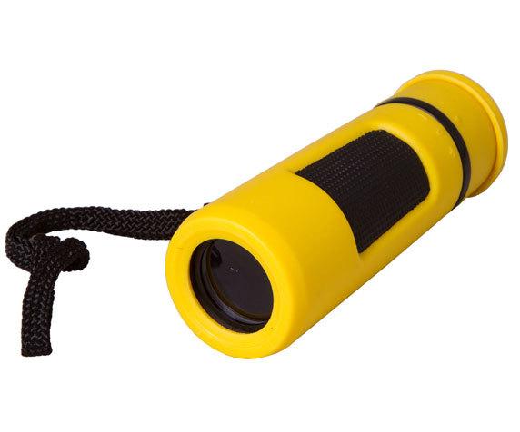 Монокуляр Bresser Topas 10x25 Yellow - фото 1