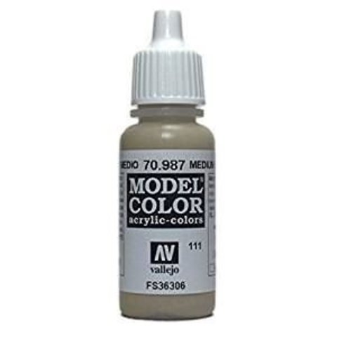 Model Color Medium Grey 17 ml.