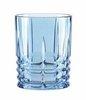 HIGHLAND - Стакан голубой низкий 345 мл бессвинцовый хрусталь