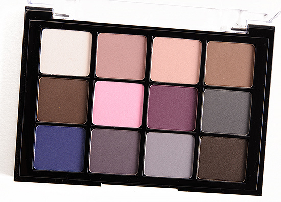 Viseart 12-color Eyeshadow palette
