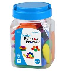 Игровой набор Радужные камешки, в контейнере, Edx education