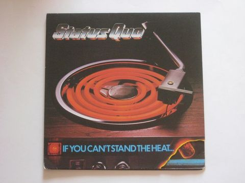 Status Quo / If You Can't Stand The Heat... (LP)