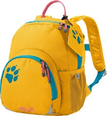 Рюкзак детский Jack Wolfskin Buttercup burly yellow
