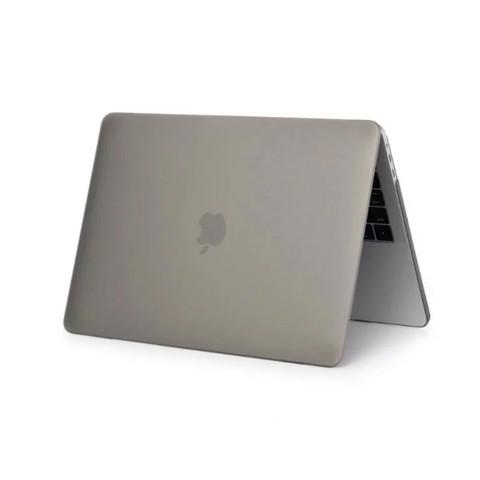 Накладка пластик MacBook Pro 16 Retina /matte gray/ DDC