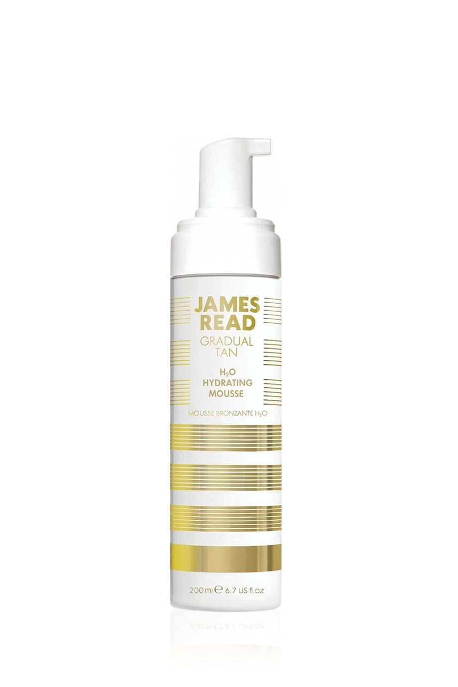 Аква мусс для загара James Read Gradual Tan Hydrating Mousse 200 мл