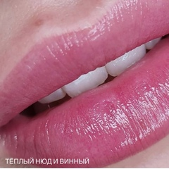 Пигменты для губ DemiColor ВИННЫЙ 7мл