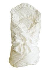 Папитто. Конверт-одеяло с завязкой, 100х100 см экрю вид 5