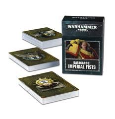 Datacards: Imperial Fists 8ed