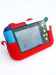 детский цифровой фотоаппарат микки маус красный