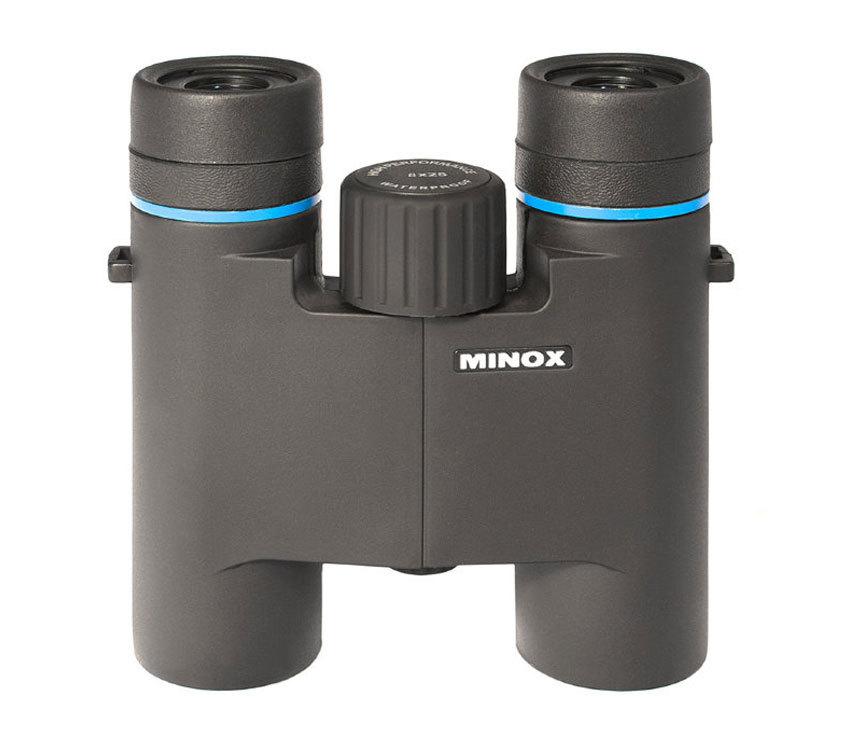 Бинокль MINOX BLU 10x25 - фото