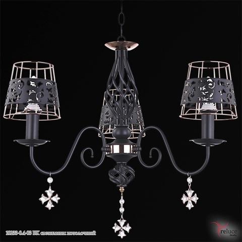 10233-0.4-03 BK светильник потолочный
