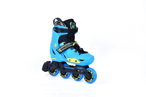 Роликовые коньки MICRO DISCOVERY Blue