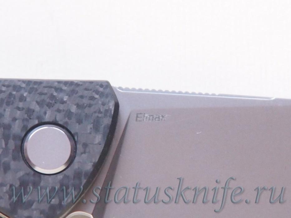 Нож Широгоров Ф3 Elmax 3D CF карбон - фотография