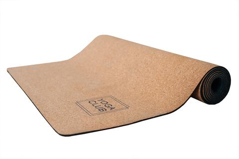Пробковый коврик для йоги Mehendi 183*61*0,3 см