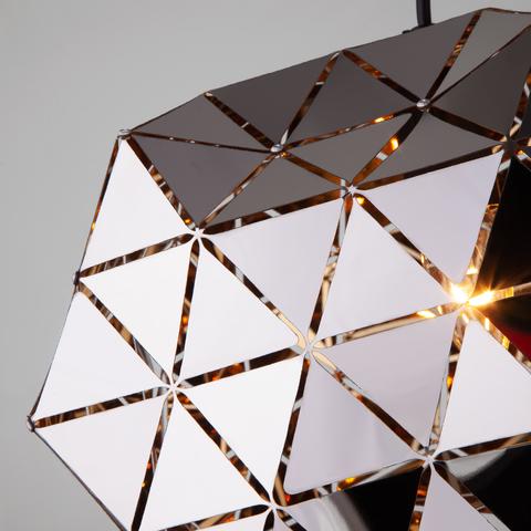 Подвесной светильник 50169/1 хром