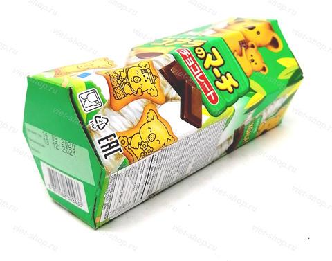 Печенье Koala's March Chocolate, Корея, 37 гр.