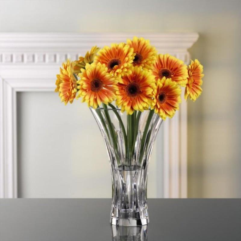 Хрустальная ваза для цветов большая 28см Spirit Nachtmann