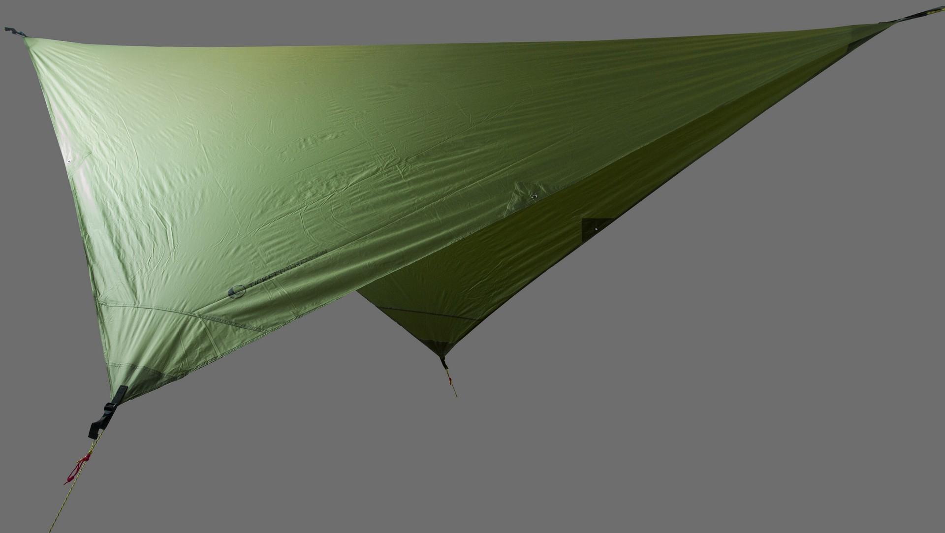 Образец тента для гамака.