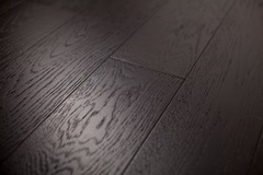 Паркетная доска Fine Art Floors Дуб Beluga Black
