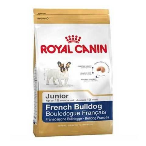 3 кг. ROYAL CANIN Сухой корм для щенков породы французский бульдог French Bulldog 30 Junior