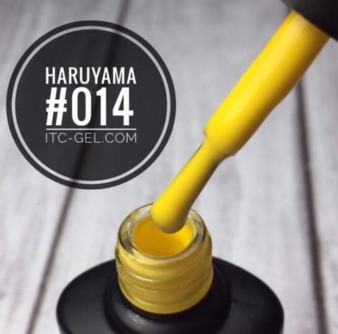 гель лак Haruyama 8мл (014)