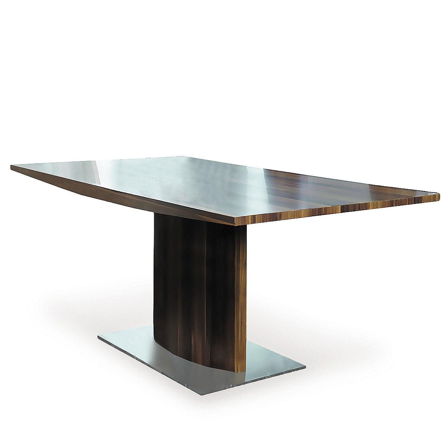 Обеденный стол DUPEN (Дюпен) DT-02 орех