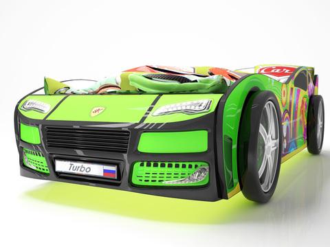 Турбо Зеленая