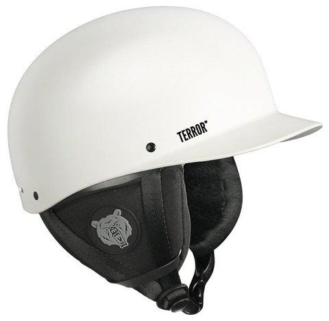 Шлем TERROR - FREEDOM White
