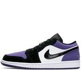 Кроссовки Nike Air Jordan 1 low Purple
