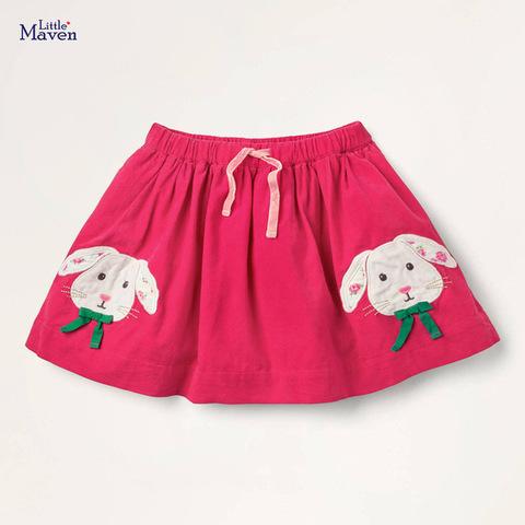Юбка для девочки Little Maven Зайки