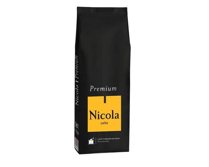 Кофе в зернах Nicola Premium, 1 кг