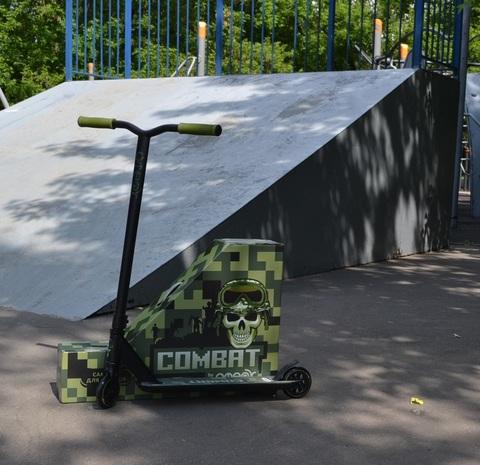 Трюковой самокат ATEOX COMBAT