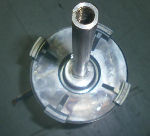 Двигатель эл. QUATTRO ELEMENTI Deep 750 (вал круглый)  (770-759-000)