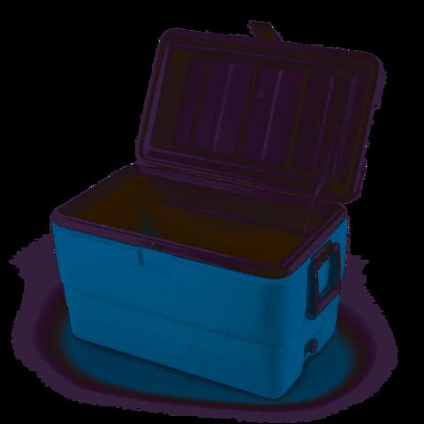 Изотермический контейнер (термобокс) Igloo MaxCold 50 (термоконтейнер, 47 л.)