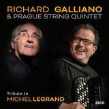 Richard Galliano, Prague String Quintet / Tribute To Michel Legrand (CD)