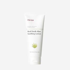 Успокаивающий крем с алоэ, 150 мл / Manyo Real Fresh Aloe Soothing Lotion