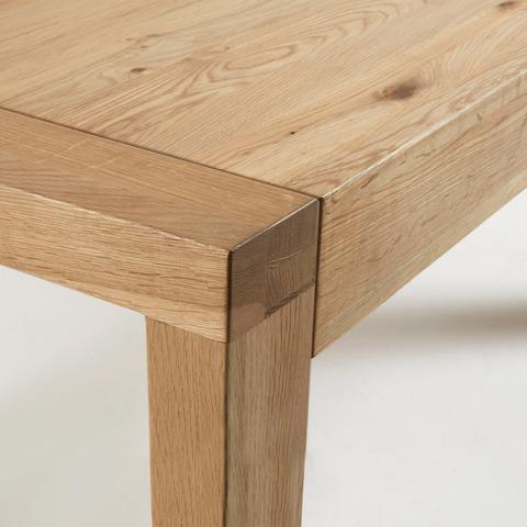 Обеденный стол Vivy 200(280)x100 дуб натуральный